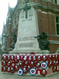 Town Hall war memorial