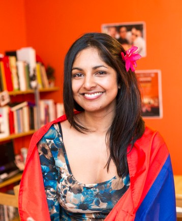 Selina Periampillai's Yummy Choo business has proved to be to the taste of many Croydon foodies