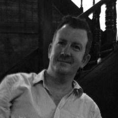Simon Woodward: virtually published in Croydon