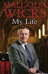 Malcolm Wicks' posthumous memoir revealed a long-held secret