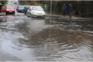 Roads in Surrey have been hit by flooding since Christmas, and now Croydon Council is issuing warnings
