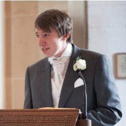 James Thompson: chairman of the Young Conservatives in Croydon
