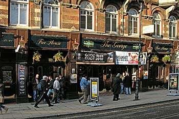 The George, Croydon