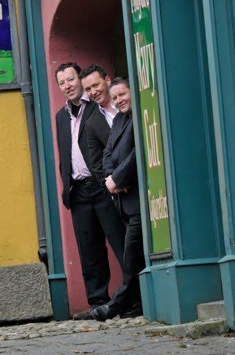 The Corrigan Brothers: big fans of Tony Pulis