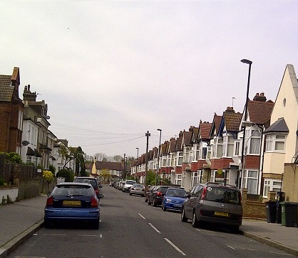 One short street, six candidates for council elections: Inglis Road, Addiscombe