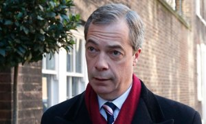 Nigel Farage: might he look to stand in Croydon Central at the 2015 General Election?
