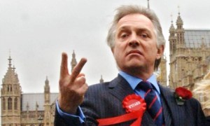 A proper B'stard: signalling contempt for the people of Croydon
