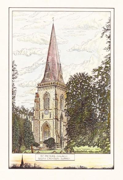 st peters church south croydon