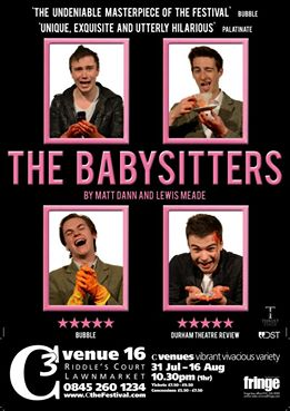 Babysitters poster