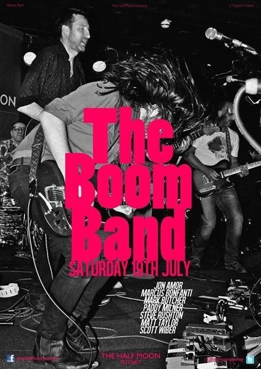 Boom Band gig