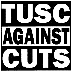 TUSC aganist cuts
