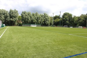 They used to play on grass: the new artificial surface at Isthmian League club Whyteleafe