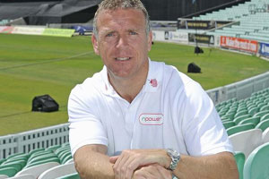 The guv'nor: Alec Stewart has been left with much to ponder