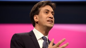 Labour leader Ed Miliband: might he really oversee a transformation in house building in Britain?