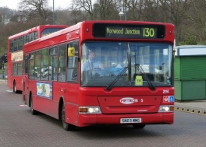 The 130 bus route cannot solve all the transport issues presented by the proposed Arena school