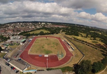 Croydon Arena as it is today. Part of Metropolitan Open Land could be built upon just to make way for car parking