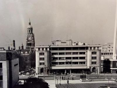 Segas House, as it was in its prime, around the 1950s, and before Croydon's skyline became dominated by skyscrapers