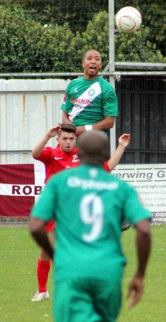 Whyteleafe have risen to all challenges when playing away this season
