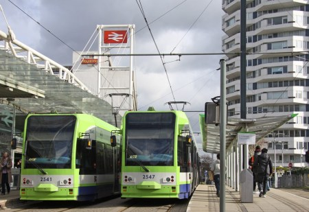 More than 60 trams could be passing East Croydon every hour under expansion plans