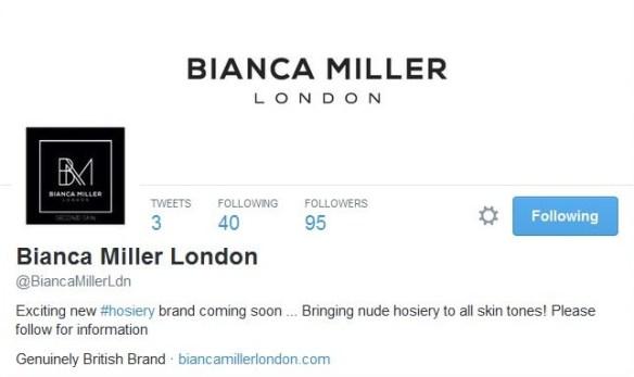 Bianca Miller Twitter