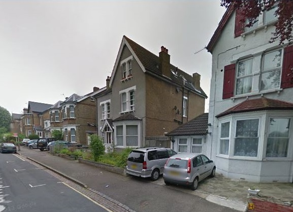 Google Streetview of Campden Road. Which will be the next property that Croydon Council allows to be chopped into flats or have an extra block built in the garden?