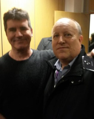 Council leader Tony 'Father Christmas' Newman has managed to meet Simon Cowell as many times has he has met with his Woodside residents to discuss the Arena Academy plans