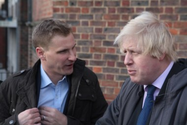 Chris Philp's political influence with the likes of Boris Johnson comes not from family ties, but through handing over oodles of cash to the Tory Party