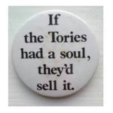Soulless Tories