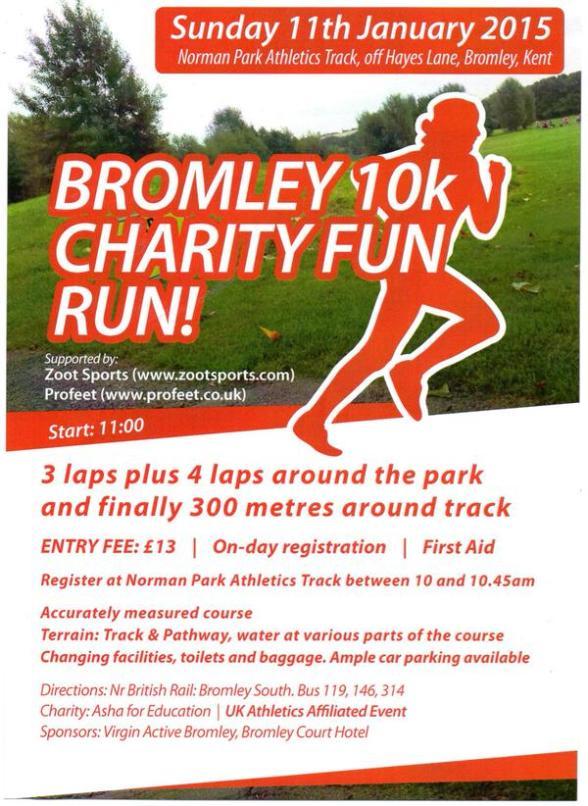 Bromley 10k
