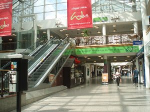 CPO battleground: the Whitgift Centre - though woe betide any local councillors who speaks about it