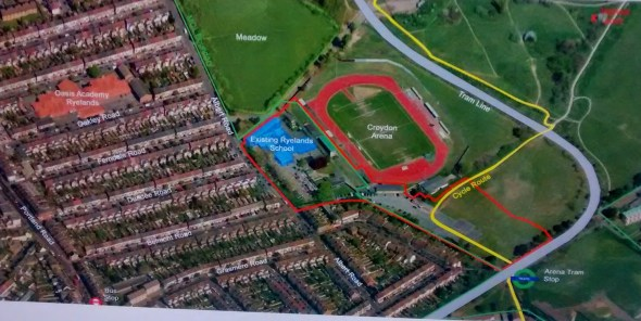 Looks good on paper? How the scheme to hand over a large chunk of public property to Oasis was presented at a lip-service public consultation