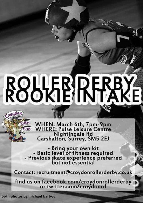Croydon roller derby
