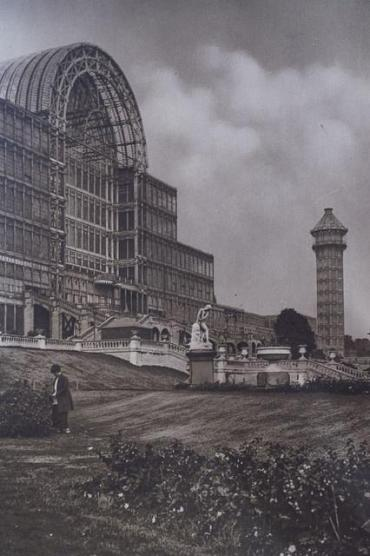 The original Crystal Palace: proving very difficult to replace