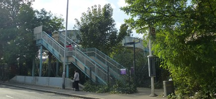 Your vote could help win funding to pay to improve the access to Wandle Park