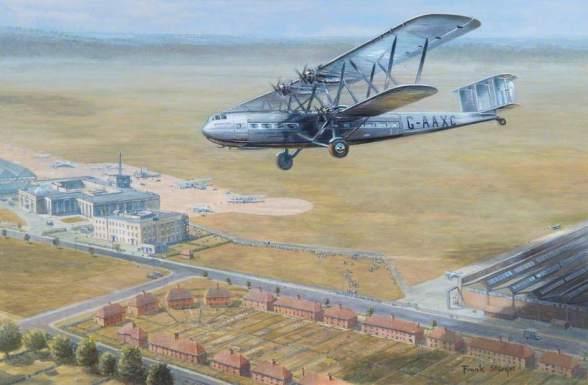 Croydon Airport image
