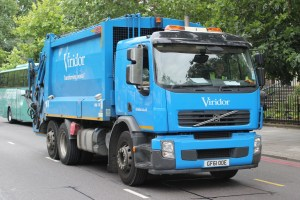 Coming to a road near you: hundreds of Viridor lorries making journeys to the Beddington incinerator every week