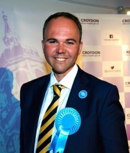 MP Gavin Barwell: already claiming credit for someone else's petition