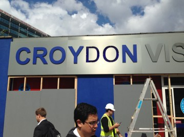 Mystery still surrounds how the Croydon Visitor Centre came to have so much money on the premises