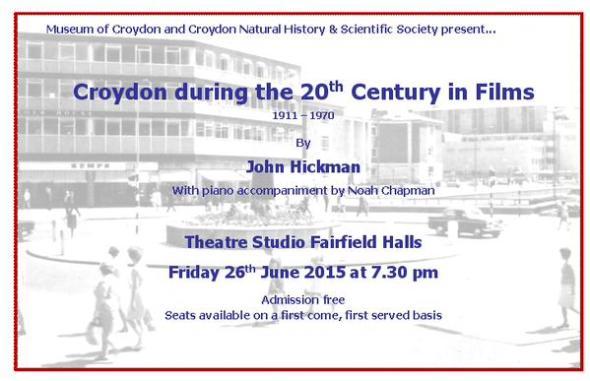 Croydon in Film