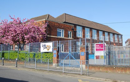 South Norwood Primary: soon to be in the hands of a private academy organisation