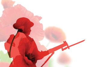 For An Unknown Soldier Image