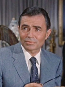 James Mason: not Peter Morgan