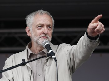 Coming to Croydon: Jeremy Corbyn
