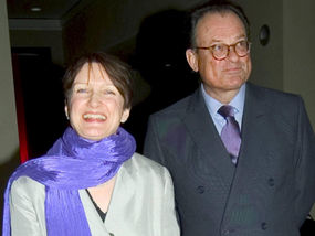 Tessa Jowell and her husband, David Mills, for 20 years a lawyer to Silvio Berlusconi