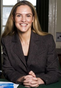 Louise Mensch: the former right-wing Tory MP and Murdoch columnist is a fan of Steve Reed