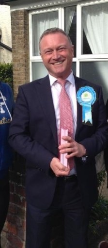 Steve Reed OBE: voted with the Tory Government. And couldn't bring himself to vote against them