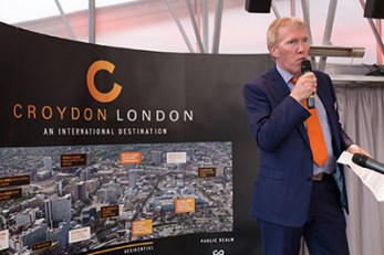Develop Croydon chair Richard Plant: he gave evidence against the council's landlord licensing scheme