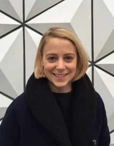 """Chloe Phelps: in charge of an architects' """"department"""" which comprises... just herself"""