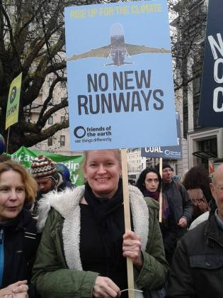 A government decision on a new runway for Heathrow, or Gatwick, is expect before the end of this year. The environmental consequences may cost more jobs than any new runway provides