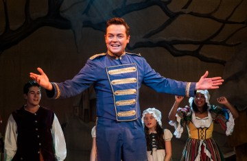 Stephen Mulhern is the star turn of this year's Fairfield Halls pantomime. Picture by Frazer Ashford